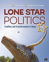 lone star politics 5th edition summary