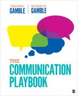 The Communication Playbook