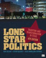 Cover_Lone Star Politics: Tradition and Transformation in Texas