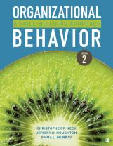 Organizational Behavior: A Skill-Building Approach