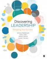 Discovering Leadership: Designing Your Success