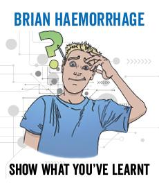 brian haemmorhage