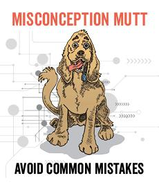 Misconception Mutt